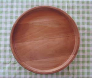 Sycamore Plate 11""